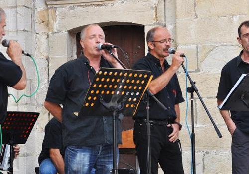 Saiberri - Chants Basques